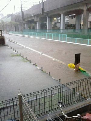 13年台風26号2